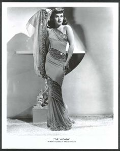 paulette goddard fashion | Paulette is an undercover agent when we first meet her– hooded like ...