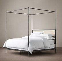 RH-19th C. French Canopy Bed