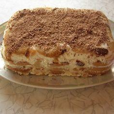 Рецепты тортов без выпеч…