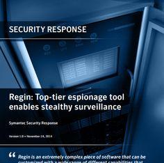 Symantec discovered 49 New Modules of the Regin platformSecurity Affairs
