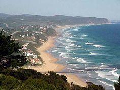 Husband's hometown... Wilderness South Africa. Can't wait to go :)