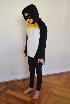 Pinguin 8-9 Jahre, Pingu von maii-berlin auf DaWanda.com
