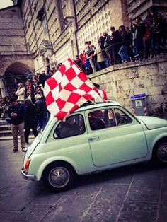 Fiat 500 / Perugia