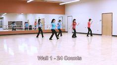 Nancy Mulligan - Line Dance (Dance & Teach)