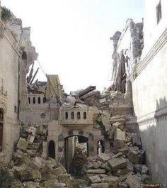 Síria antes e depois da guerrahttp://www.tudoporemail.com.br/content.aspx?emailid=8146
