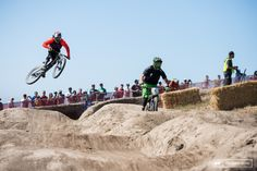 Two of the most stylish riders out there Mitch Ropelato and Cam Zink.