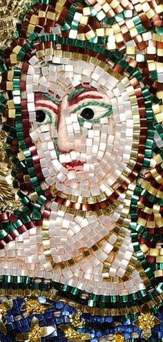 stunning mosaic    #mosaic #design