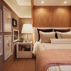 ✨Inspiração para quarto de casal ! @bloghomeluxo @homeluxoimoveis #interior…