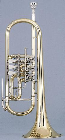 #Trumpet in C with rotary valves - Wikipedia, the free encyclopedia