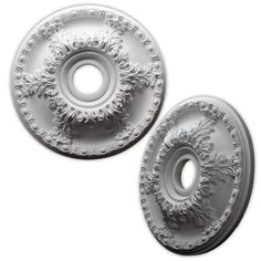 Acanthus Leaf and Egg 19-inch Ceiling Medallion - Overstock™ Shopping - Big Discounts on Molding