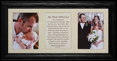 Father of the Bride gift.my dad is so getting this on my wedding day Hailey could do th is for her wedding. Bride Gifts, Wedding Gifts, Our Wedding, Dream Wedding, Wedding Stuff, Wedding Photos, Wedding Keepsakes, Spring Wedding, Wedding Favors