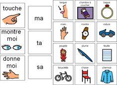 ARC - Ressources Social Stories Autism, France, Arc, Symbols, Education, Communication, Signs, Socialism, Autism Activities