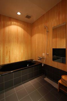 京都の伝統家屋 町家の貸切の宿 清水ろくしょう庵_浴室 kyoyadoya Japan kyoto machiya inn