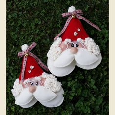 Christmas Sewing, Felt Christmas, All Things Christmas, Christmas Time, Christmas Ornaments, Felt Banner, Christmas Decorations, Holiday Decor, Xmas Crafts