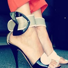 Fierce shoes for #shoesdaytuesday!