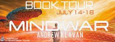 Musings of the Book-a-holic Fairies, Inc.: ✥✥✥ BLOG TOUR - MINDWAR by ANDREW KLAVAN + GIVEAWAYS + REVIEW by The Rock Chick Fairy ✥✥✥  http://bookaholicfairies.blogspot.com/2014/07/blog-tour-mindwar-by-andrew-klavan.html