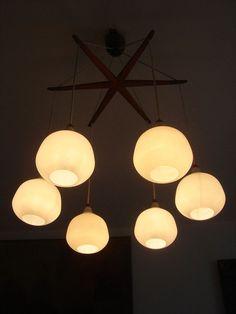 Mid Century Modern LYFA PENDANT LIGHT Hanging Lamp by MUNICHMODERN