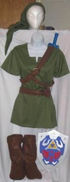 link costume pattern - Google Search | costume | Pinterest | Link ...
