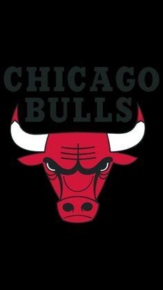 Logo Chicago Bulls, Chicago Bulls Basketball, Bulls Wallpaper, Black Wallpaper, Basketball Iphone Wallpaper, Chigago Bulls, Arte Do Hip Hop, Bull Logo, Nba Wallpapers
