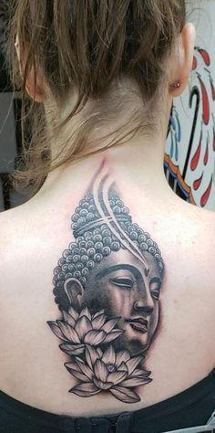 ideas for tattoo lotus buddha flower tattoos ideas for tattoo lotus buddha flower Buddha Tattoos, Buddha Lotus Tattoo, Lotus Buddha, Buddha Flower, Buddha Tattoo Design, Lotus Tattoo Design, Body Art Tattoos, New Tattoos, Tattoo Designs