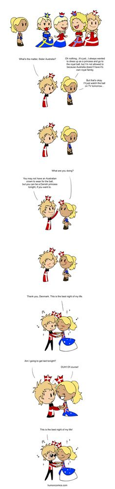Australian Princess - Scandinavia and the World