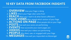 How to Use Facebook Insights and Analytics to Boost Your Social Media Marketing Strategy