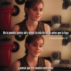 Las Ventajas De Ser Invisible ⭐ Broken Book, Sad Alone, Movie Lines, Disney Quotes, Emma Watson, Qoutes, Love Quotes, Tumblr, Memories