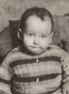 Sofi Grabischewski 1940. Sofi was sadly murdered during her imprisonment at the Lodz ghetto in Poland on March 25th 2 years later at age 4.
