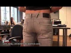 En quête d'actualité - Levi's, diesel... les secrets des géants du jeans...