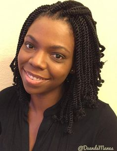 Protective styles: Marley twists   How I Love Natural Hair ...
