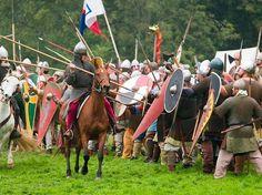 Атака кавалерии