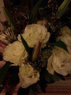 White rose mix