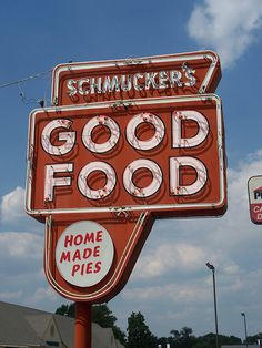 Schmucker's Good Food.....Toledo, Ohio.