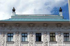 Otto Wagner, Universitätsstraße 12/ Garnisongasse 1, Vienna