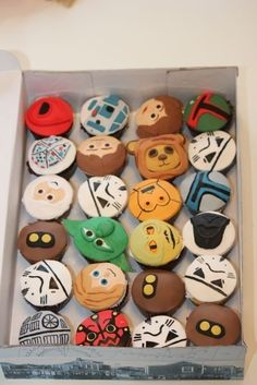 Star Wars Party! star-wars-party - Click image to find more Photography Pinterest pins