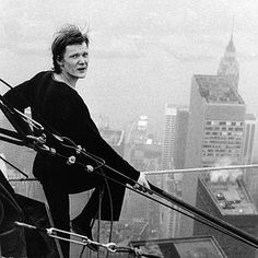 """Philippe Petit - """"there is no why"""""""
