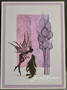 Designed for Lavinia Stamps by Amanda Branston - Creative Stamping Magazine Issue 44