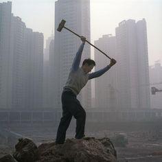 Visiones de la migración interna China. Foto:/Andreas Seibert