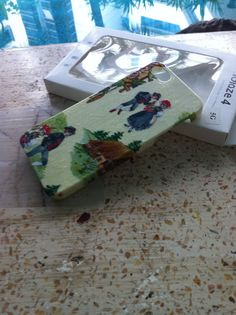 vintage Lifestyle Decoupage case/ Classic style/for by Nannapatt, $15.50