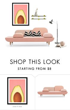 """""""Untitled #737"""" by modernmoda ❤ liked on Polyvore featuring interior, interiors, interior design, home, home decor, interior decorating, Poltrona Frau and Matteo"""