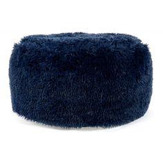 Tmavo modrá nafukovacia taburetka do obývačky Amelie, Slippers, Pillows, Hats, Fashion, Moda, Hat, Fashion Styles, Slipper