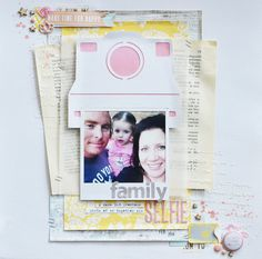 Family Selfie - SC Camelot Kit by raquel at @Studio_Calico