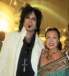 ROCKERS IN MY LIFE: Nikki Sixx of MOTLEY CREW.  #nikkisixx #motleycrue #group58 #theheroindiariesayearinthelifeofashatteredrockstar #rockstar #sixxsense #sisterband #tommylee #courtneybingham #rollingstone #wmagazine #billboardmagazine #rockmusic #rockers