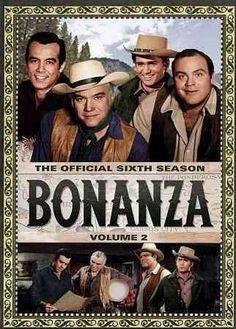 BONANZA:OFFICIAL SIXTH SEASON VOL 2
