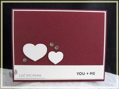 Smiling while Stamping: My Hero handmade love card using MFT Document It - Off the Chart stamp set