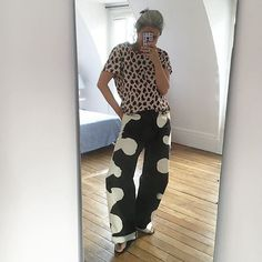 Sophie Fontanel a new French Style Heroine and over-40 Instagrammers in Vogue