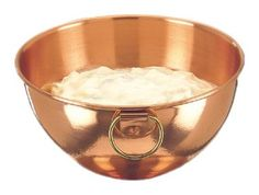 8 In Diameter Solid Copper Beating Bowl 2 Qt >>> See this great product.(This is an Amazon affiliate link and I receive a commission for the sales)