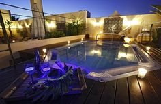Hotel Boutique Casa Romana en #Sevilla   #Seville #Spain #hotels #visitspain