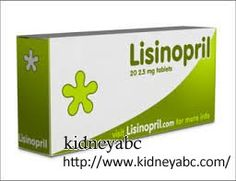 Effects of Lisinopril on Lupus Nephritis