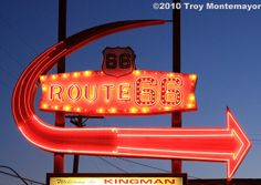 Route 66 Motel Sign, Kingman, AZ | Flickr - Photo Sharing!